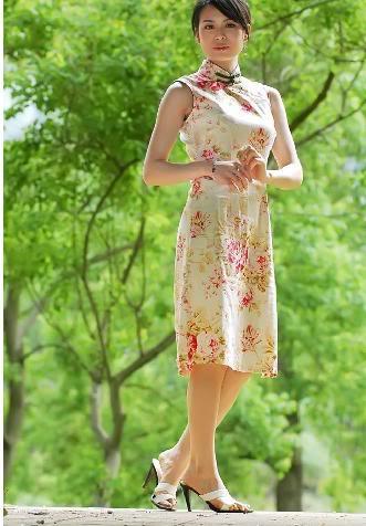 Xường xám   旗袍   チャイナドレス   Cheongsam 7c40692d1358cdc08b13992c