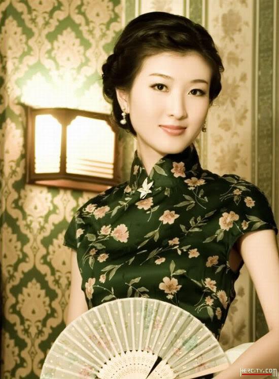 Xường xám   旗袍   チャイナドレス   Cheongsam Aa806f2ddb421113359bf70d