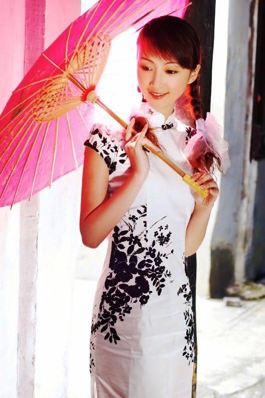 Xường xám   旗袍   チャイナドレス   Cheongsam B150d451895a590343a75b8e