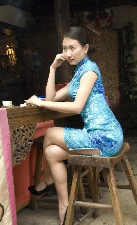 Xường xám   旗袍   チャイナドレス   Cheongsam Ba3b60dee3cca53f4854035a