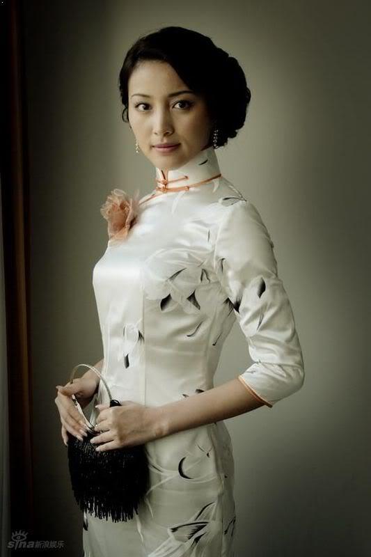 Xường xám   旗袍   チャイナドレス   Cheongsam Bcd001369fc017faa2cc2b14