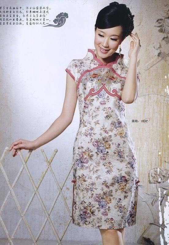 Xường xám   旗袍   チャイナドレス   Cheongsam Dae119430a99da369213c609