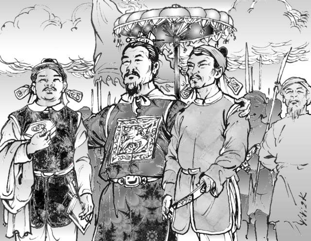 Lịch Sử Việt Nam Bằng Tranh 14_lcltien