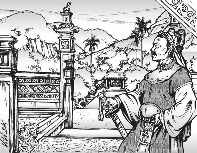 Lịch Sử Việt Nam Bằng Tranh 27_nhadinh