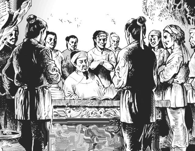 Lịch Sử Việt Nam Bằng Tranh 28_lehoan