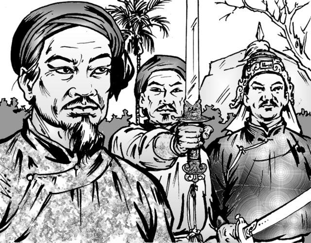 Lịch Sử Việt Nam Bằng Tranh 67_tayson