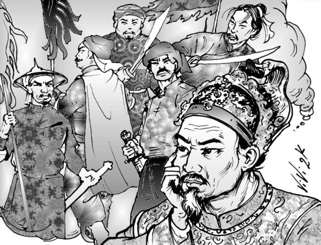 Lịch Sử Việt Nam Bằng Tranh 86_GiacGia
