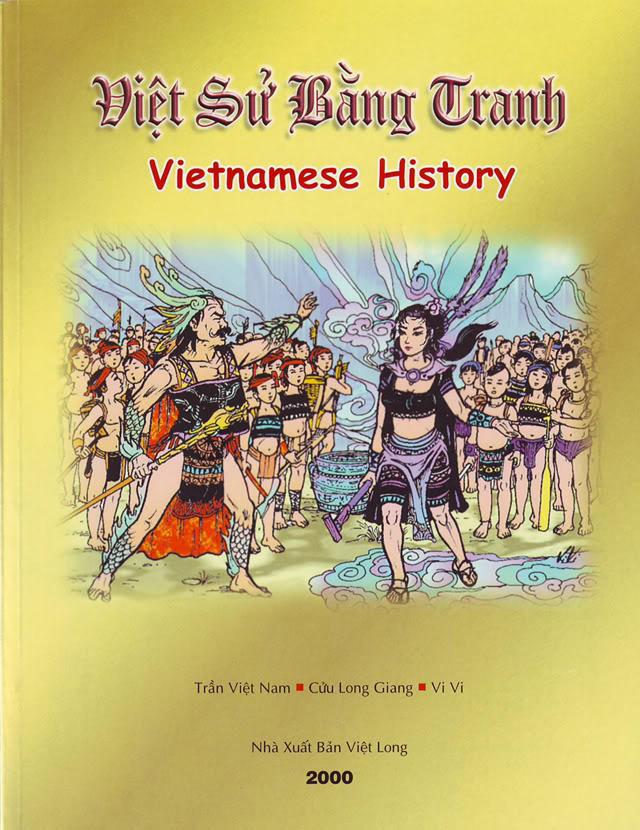 Lịch Sử Việt Nam Bằng Tranh Biatruoc