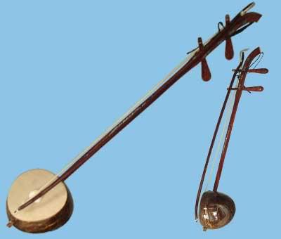 Nhạc cụ dân tộc Dgao