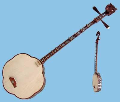 Nhạc cụ dân tộc Dsen