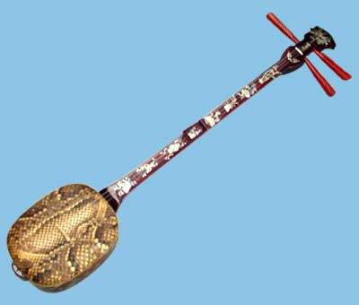 Nhạc cụ dân tộc Dtam