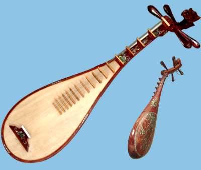 Nhạc cụ dân tộc Dtyba