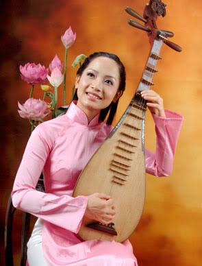 Nhạc cụ dân tộc Tyba