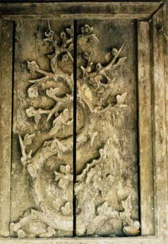 Điêu khắc rồng VN 0e07c596