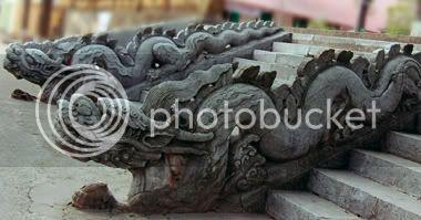 Điêu khắc rồng VN 1