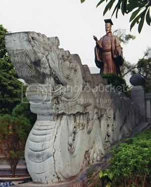 Điêu khắc rồng VN 2