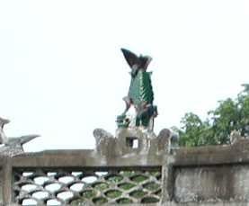 Điêu khắc rồng VN CARONG