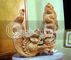 Điêu khắc rồng VN H007