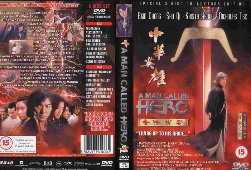[1999] Trung Hoa Anh Hùng | A Man Called Hero | 中华英雄 AManCalledHero