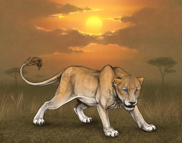 Así que, ¿te gustan los juegos de leones realistas? ¡Conoce Lioden! Lioden2_zps2a00d11b