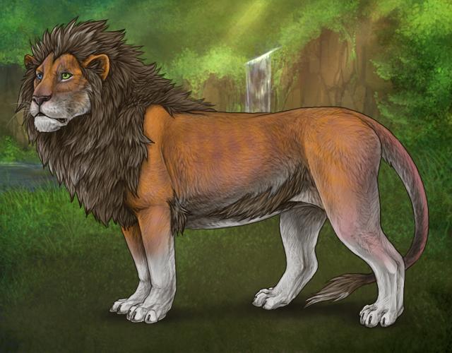 Así que, ¿te gustan los juegos de leones realistas? ¡Conoce Lioden! Lioden3_zpsff42e2ba
