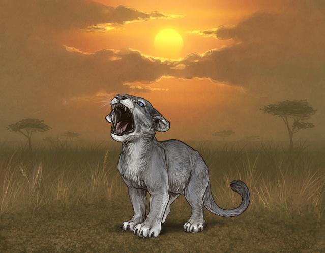 Así que, ¿te gustan los juegos de leones realistas? ¡Conoce Lioden! Lioden4_zps1d378694