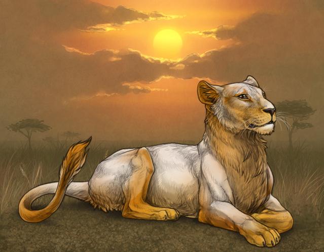 Así que, ¿te gustan los juegos de leones realistas? ¡Conoce Lioden! Lioden9_zpsdfe4ce7b