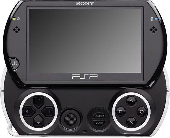 PSP GO sería impirateable Psp-go