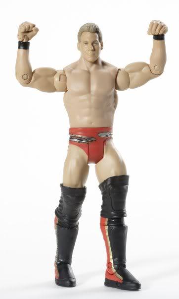 WWE Basic Figures Série 003 (2010) Jericho