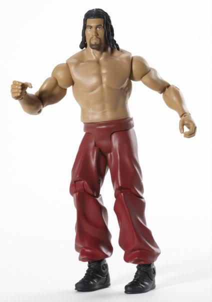 WWE Basic Figures Série 003 (2010) Khali
