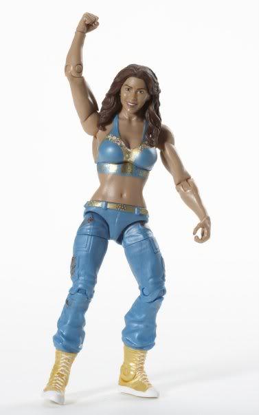 WWE Basic Figures Série 003 (2010) Mickie