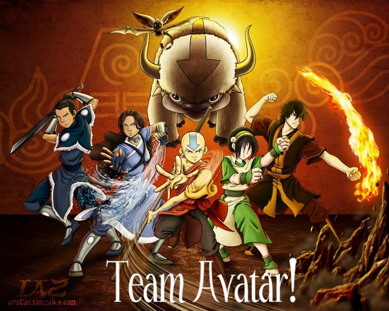 Avatar: The Last Airbender AvatarGang