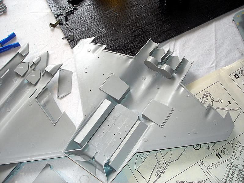 F-22 Raptor escala 1/48 Aviones1275