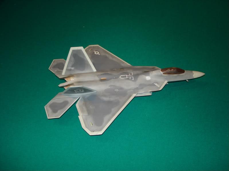 F-22 Raptor escala 1/48 Aviones1295
