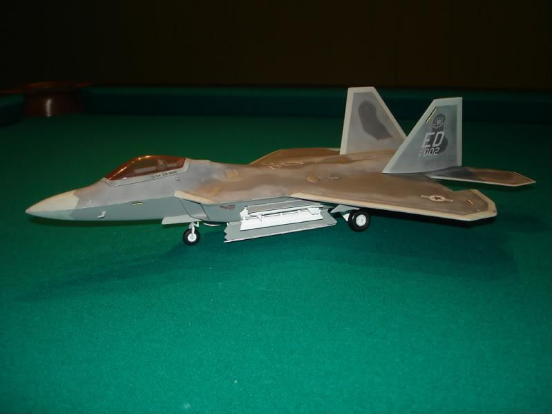 F-22 Raptor escala 1/48 Aviones1297
