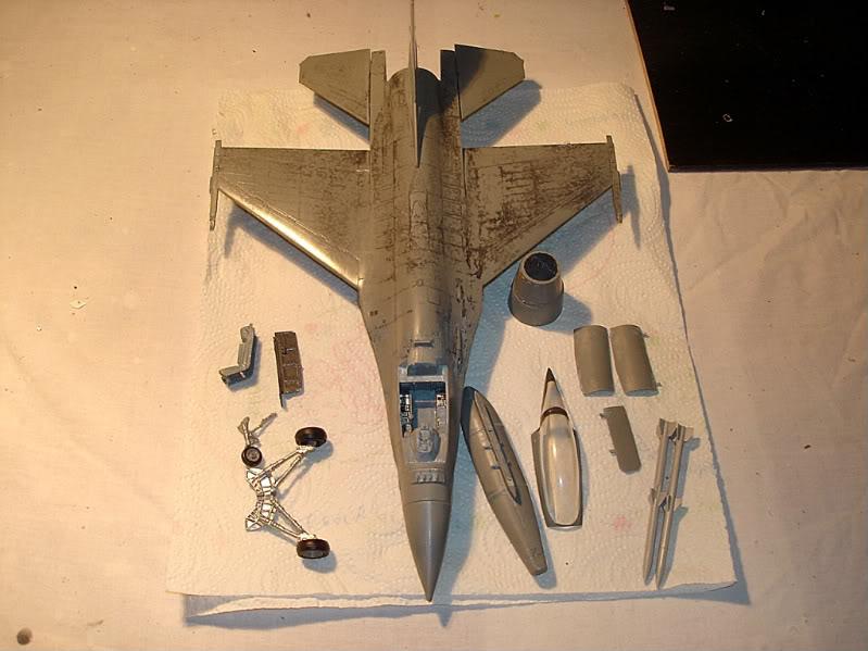 Remocion de pinturas y calcas. Aviones1306