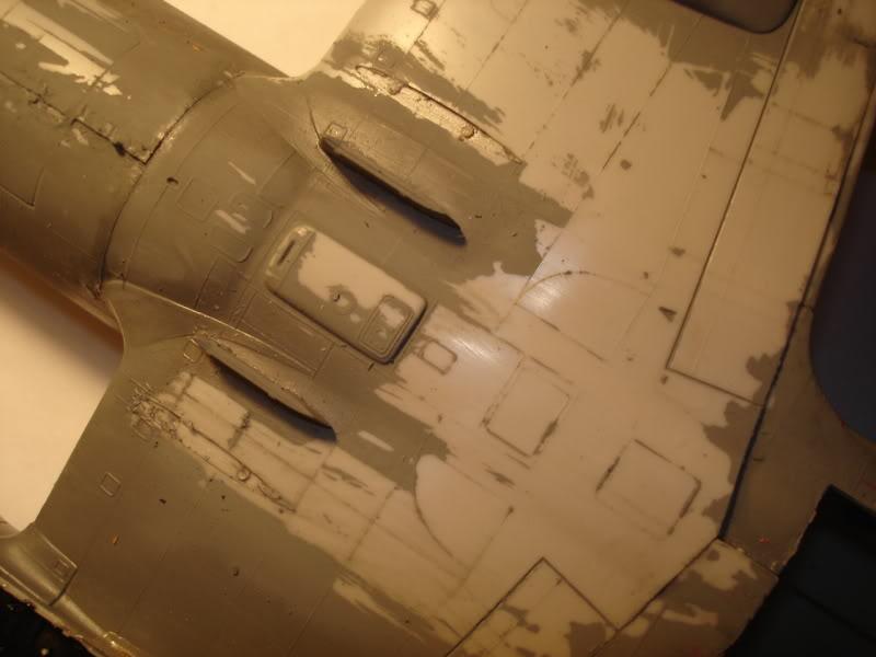 Remocion de pinturas y calcas. Aviones1361