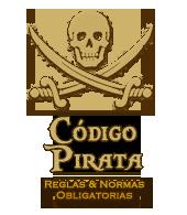 Código Pirata + Reglas & Normas: LECTURA OBLIGATORIA