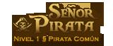 Nivel 1 § Señor Pirata