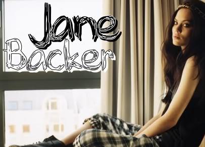 Janet Backer Jane