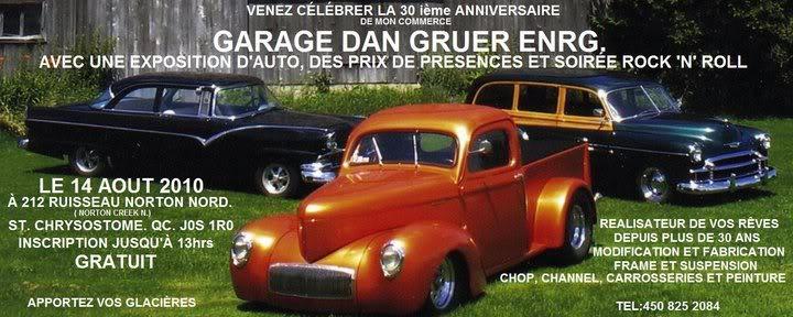 30 ieme Anniversaire Garage Dan Gruer............ A07df181