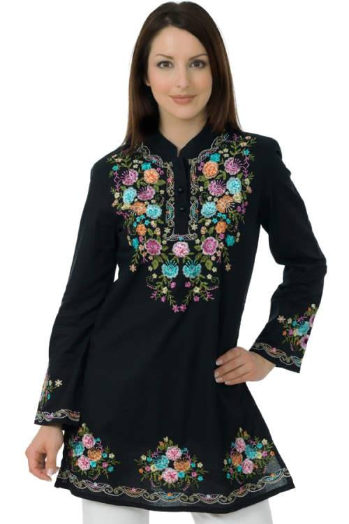 Beautiful Embroidery Kurtas ( Cool Pictures ) 29c3yv7
