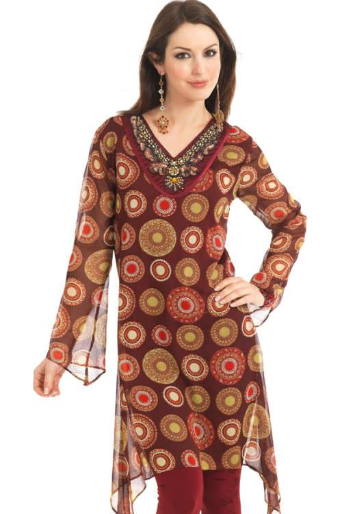 Beautiful Embroidery Kurtas ( Cool Pictures ) 2j2dzz9