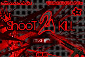 shoot2kill logo/avatar Shoot2kill