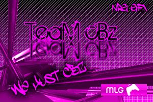 Team cbz pick up Teamcbz