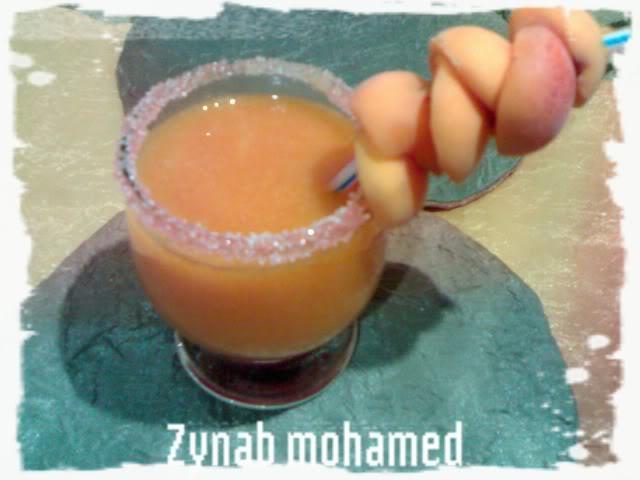 عصير المشمش  10-001