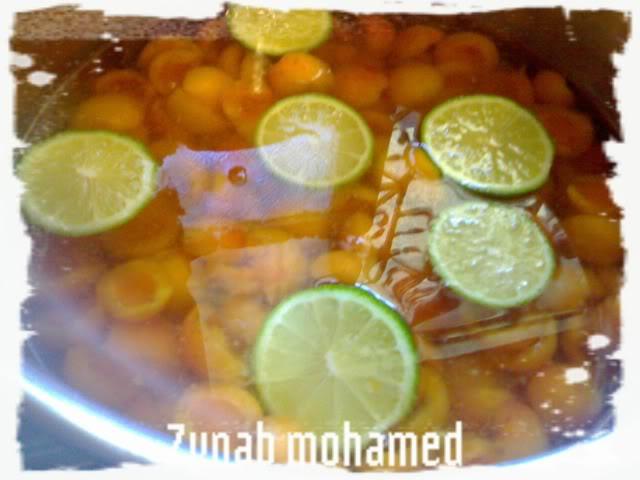 عصير المشمش  2-001