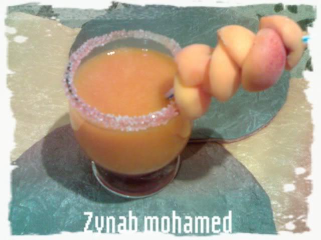 عصير المشمش  8-001