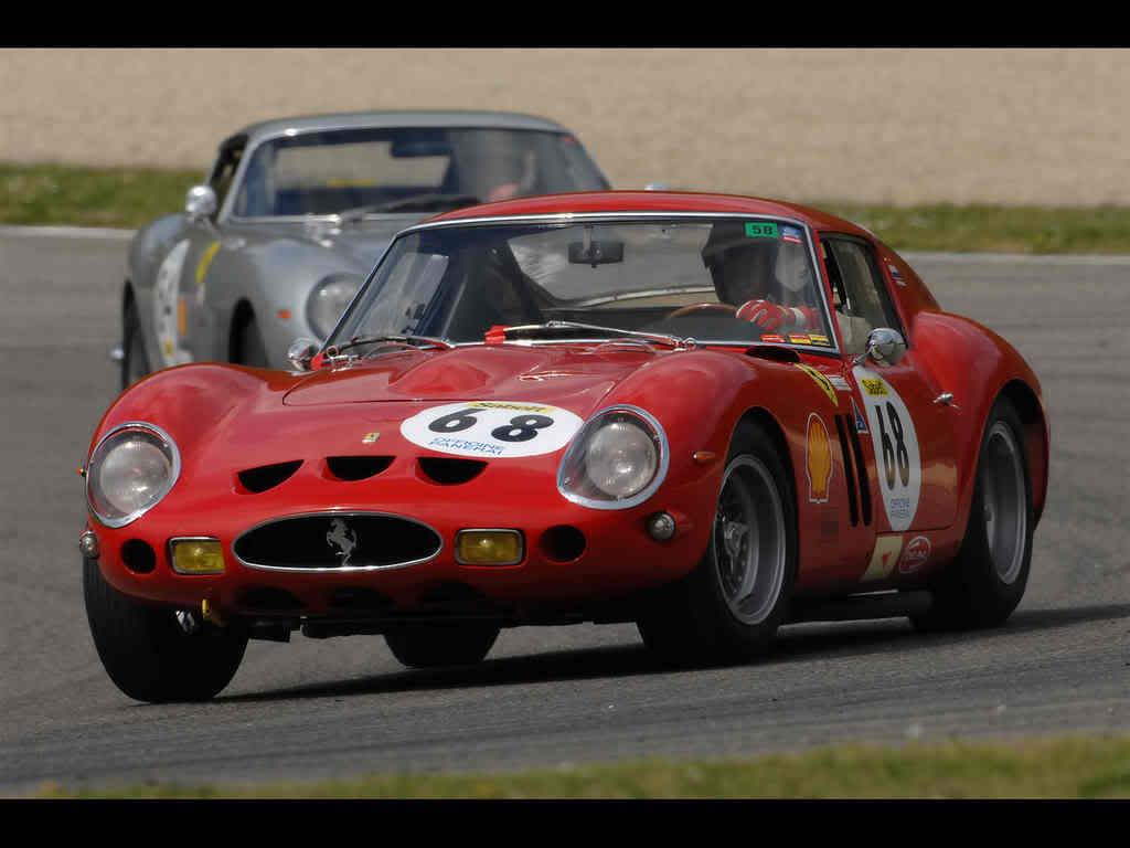 The Shell Ferrari Historic Classic Challenge Classic-ferrari-01G