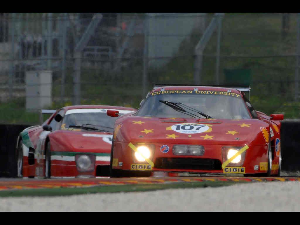 The Shell Ferrari Historic Classic Challenge Classic-ferrari-02G